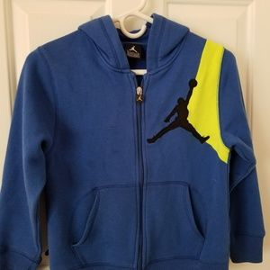 Michael Jordan boys hoodie